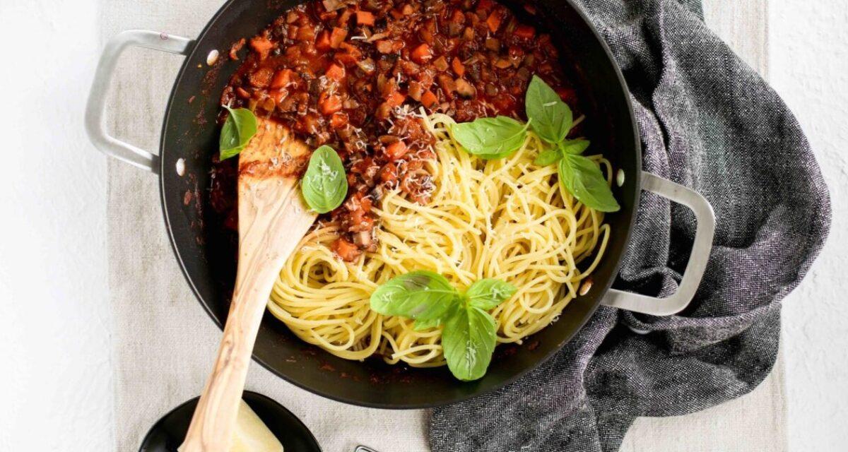 15 perces vega bolognai spagetti