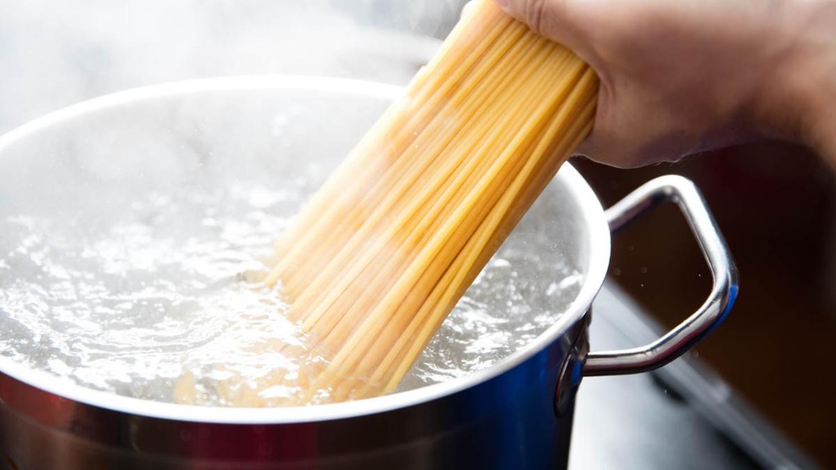 Spagetti tészta
