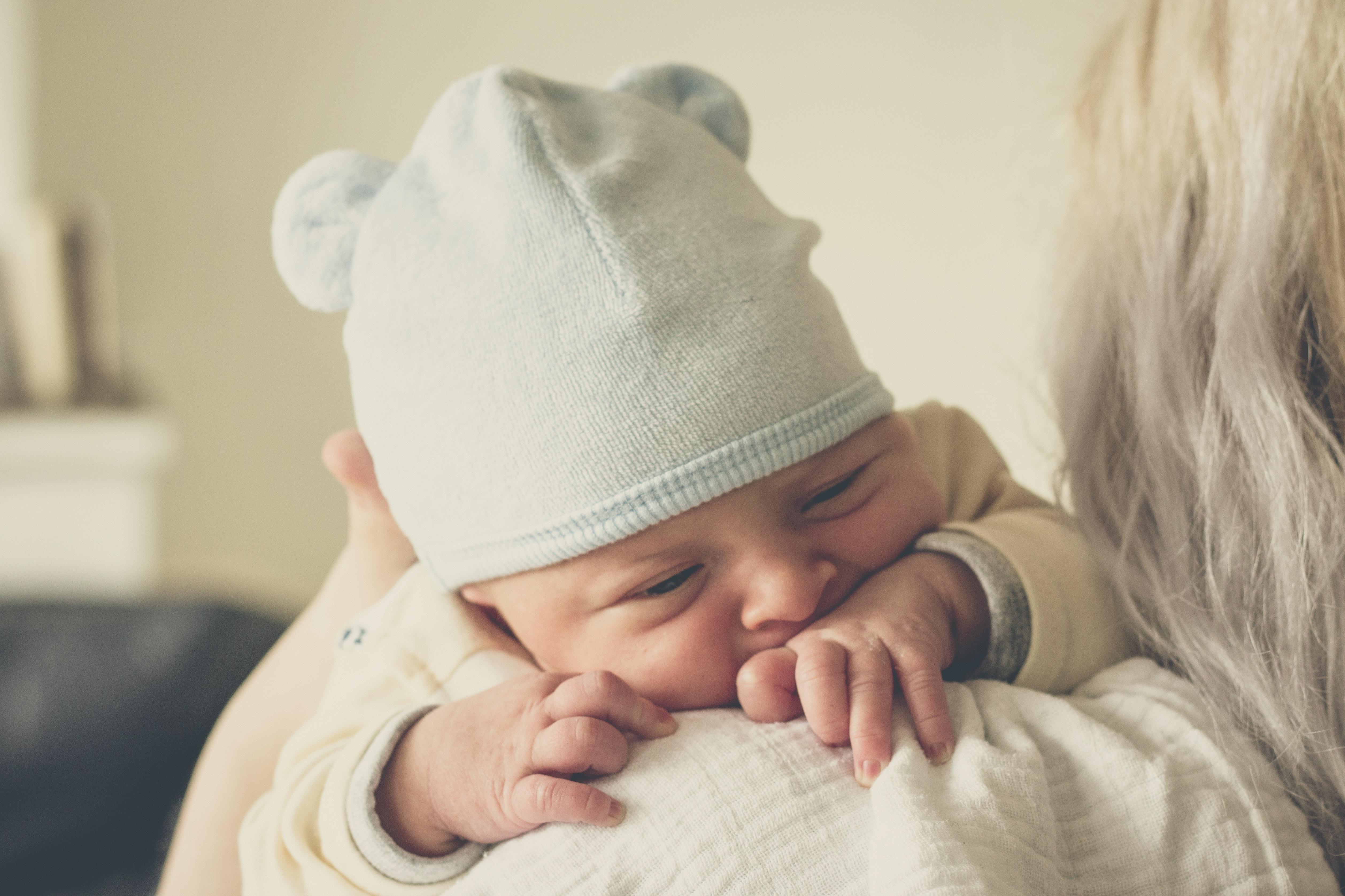 Depressziós anya, stresszes baba?