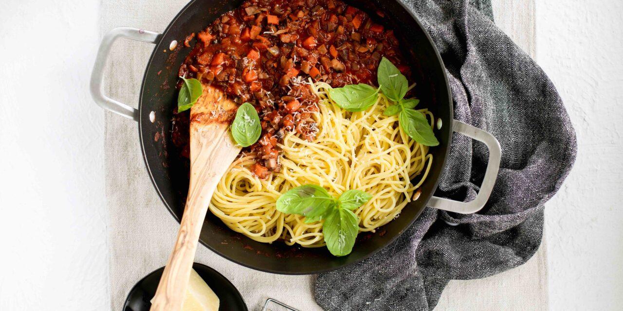 15 perces bolognai spagetti