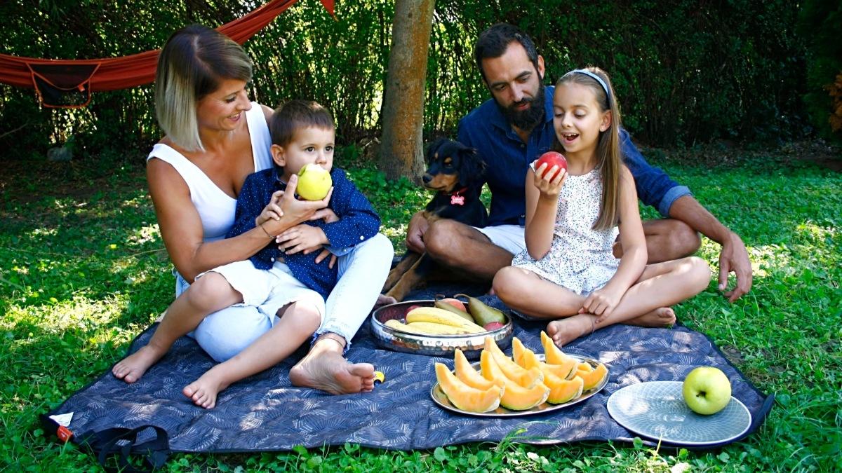Aranyos-Gergely Kinga, Család, Egészséges ételek, Vegissima