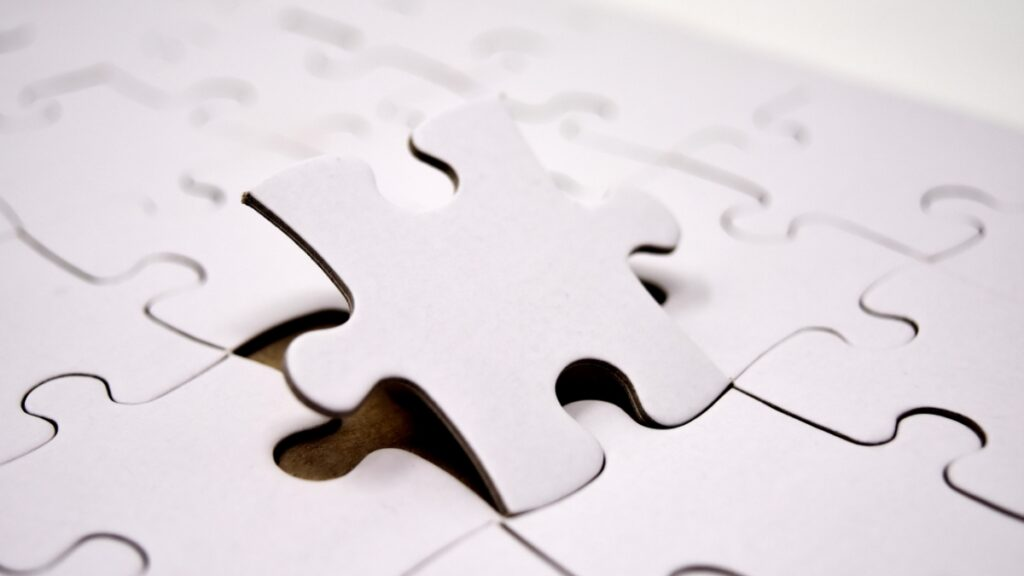 Kismese-sorozat, Puzzle