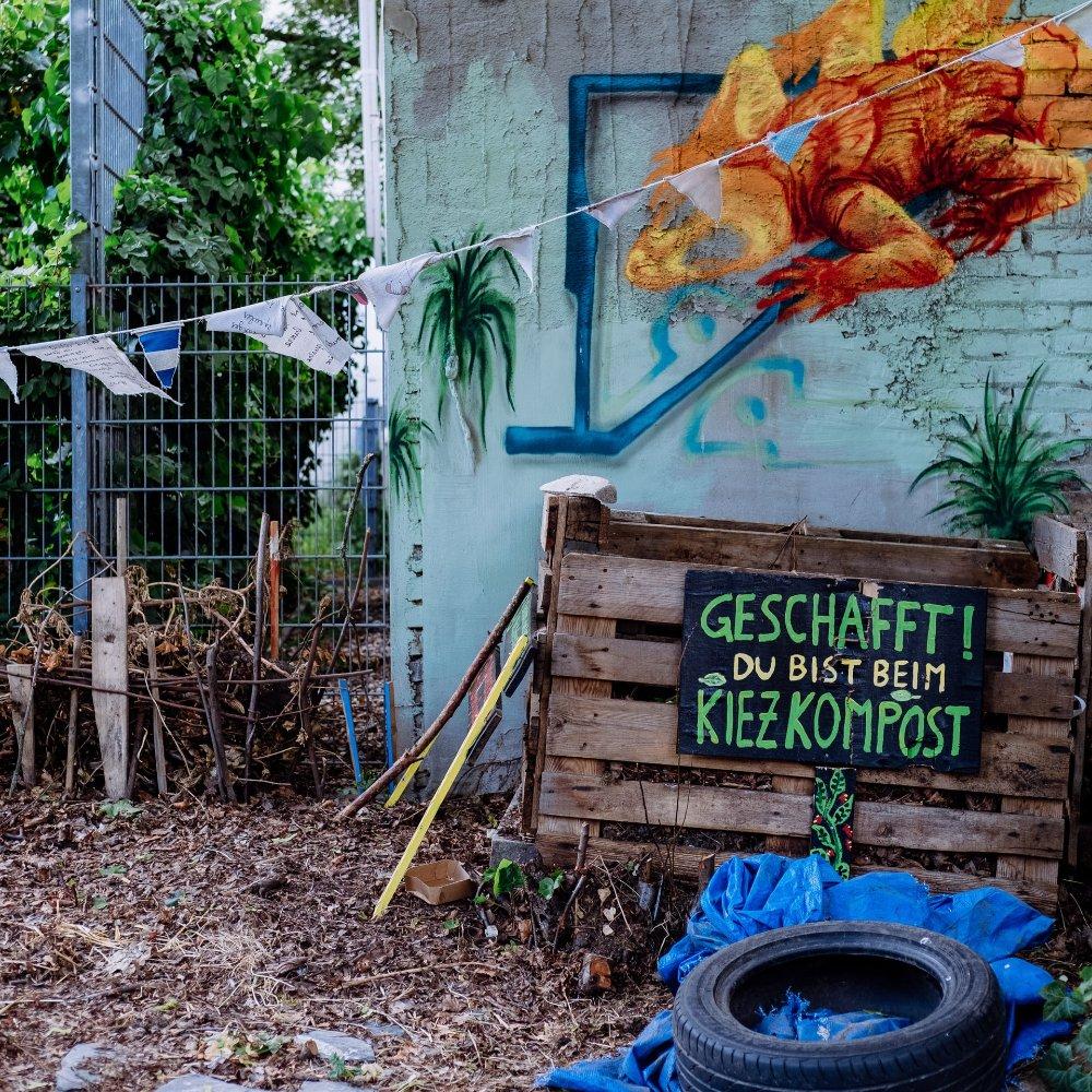 Újrahasznosítás, Komposztálás, Konyhai komposzt
