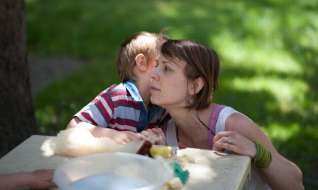 """""""Negyven percet zokogtam"""" – Egy anya, aki később megtalálta a megoldást a hisztikre"""