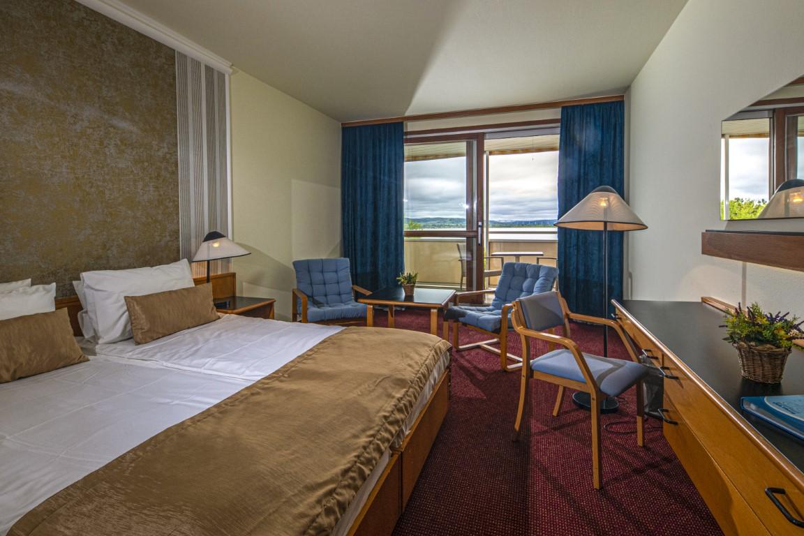 Hotel Club Tihany**** Deluxe szoba
