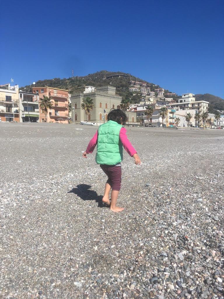 Klemi a tengerparton