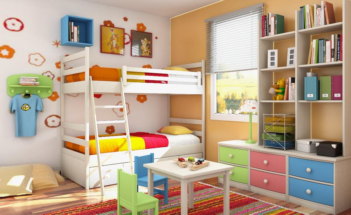 lakberendezési, lakberendezés, szoba, otthon, lakás, tippek, óvodás