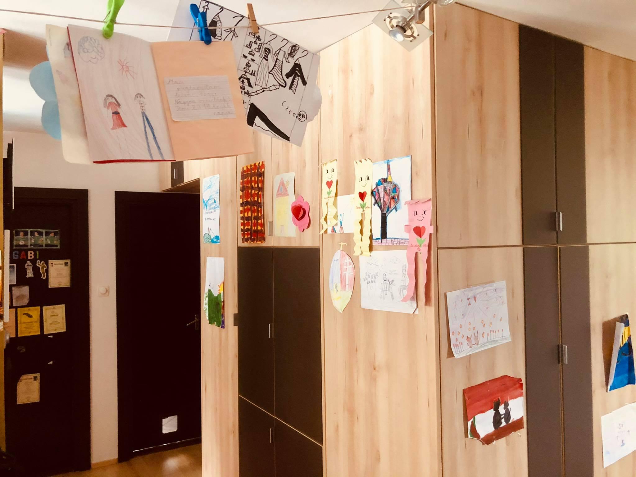 lakberendezési, lakberendezés, szoba, otthon, lakás, tippek, dekor, gyerek rajzok