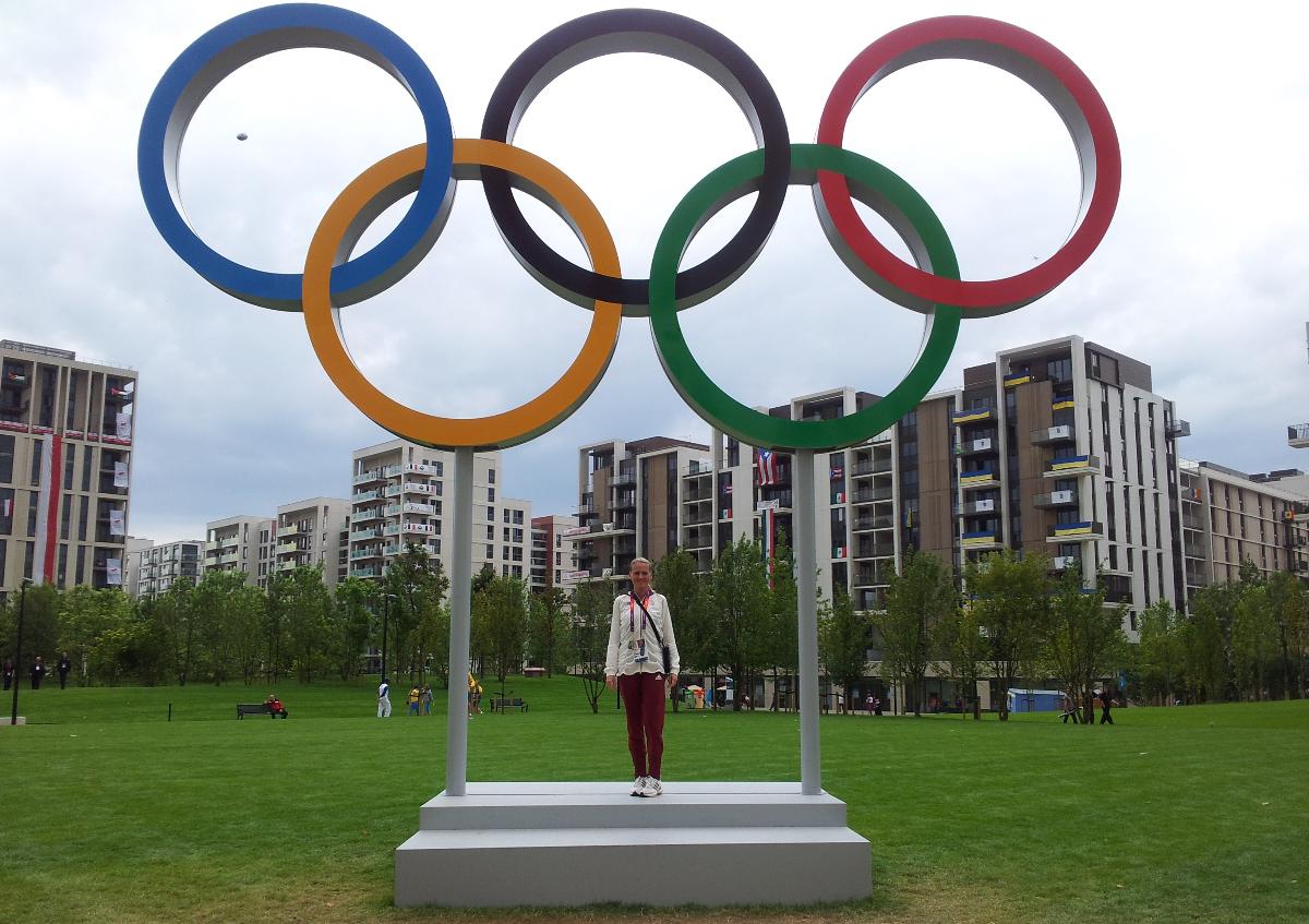 olimpia, olimpikon, tájfutó, anya, anyaság, sport