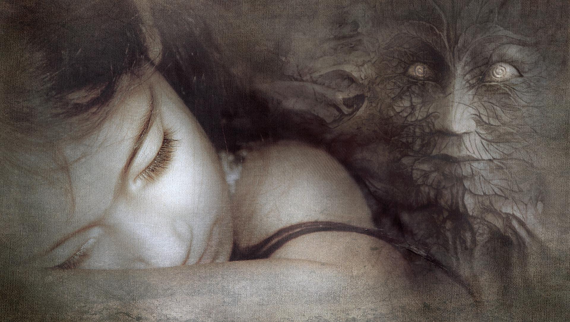 kialvatlanság, gyerekkel egy ágyban, álom, alvás, éjszakai pihenés, alvás