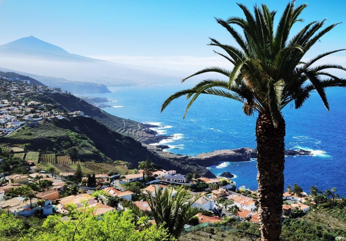 Tenerife, Kanári-szigetek, online kirándulás, nyaralás, nyaralva élünk, Tenerifére