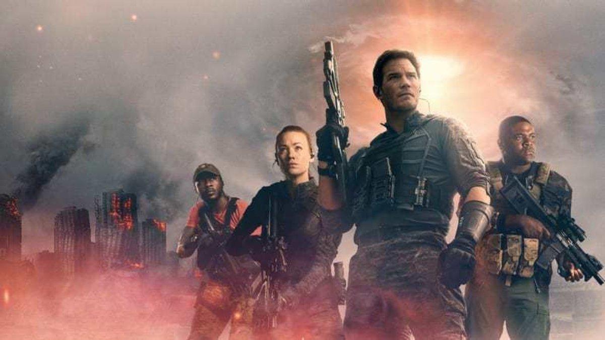 A holnap háborúja, sci-fi, filmajánló, jövő, földönkívüliek